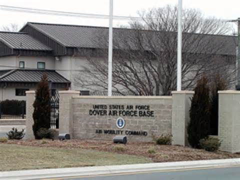 Dover AFB - Dorm 445